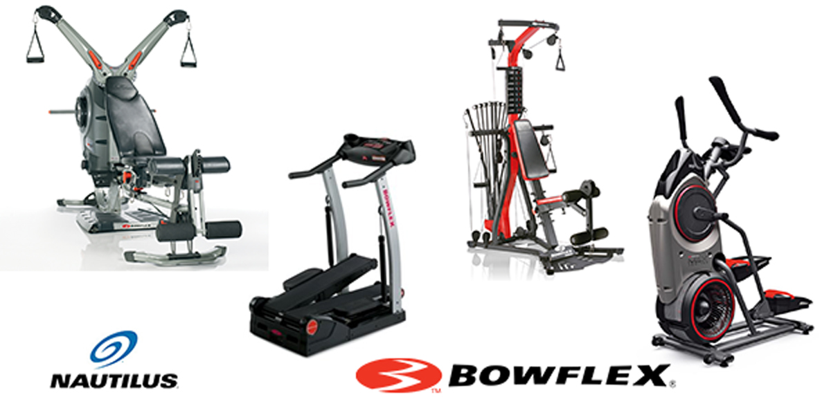 Bowflex Nautilus Fitness Equipment Service