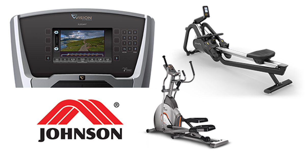 Johnson Fitness Equipment Service